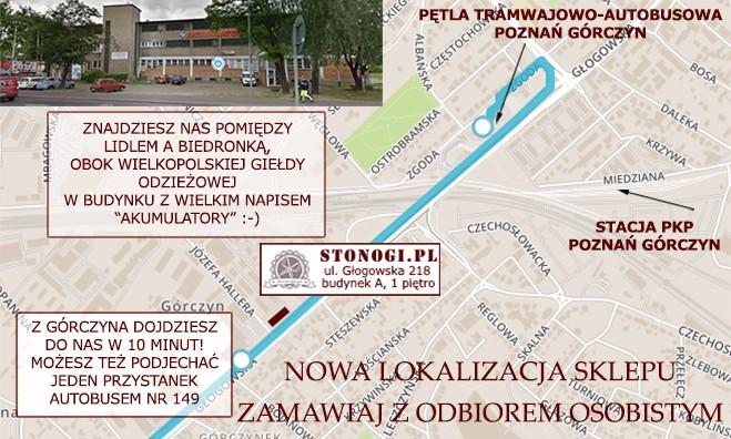 Stonogi.pl - tu kupisz decoupage i scrapbooking w Poznaniu