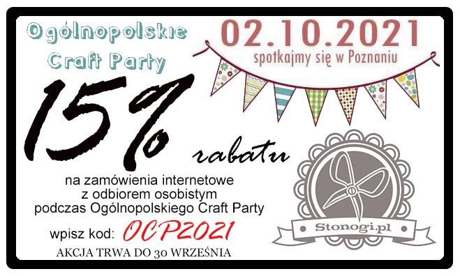 Ogólnopolskie Craft Party - oferta z rabatem