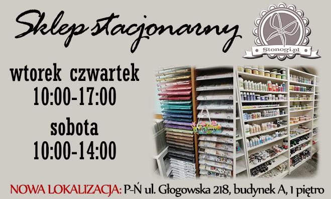 Sklep decoupage i scrapbooking w Poznaniu