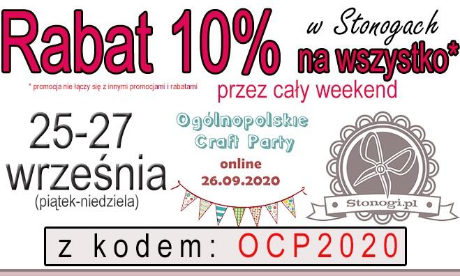 Promocja na Ogólnopolskie Craft Party 2020 edycja online