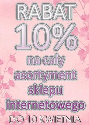 Rabat 10% na czas koronawirusa! Kupuj tanio decoupage i scrapbooking